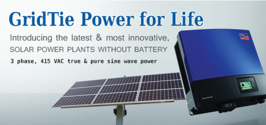Solar Power Plants Without Battery