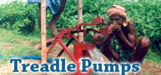 Treadle Pumps