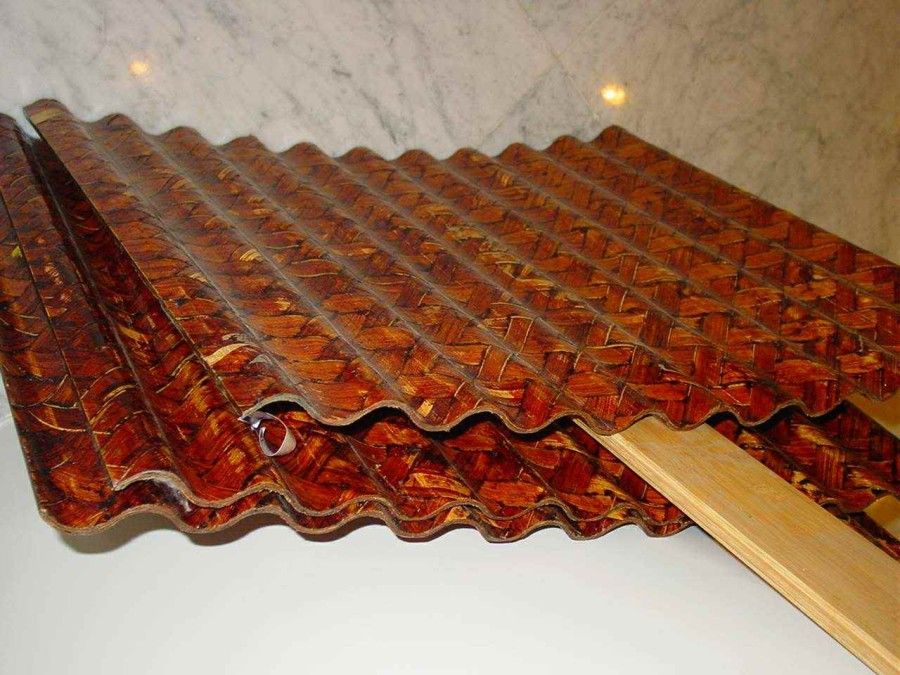Exceptional Corrugated Bamboo Roofing Sheets